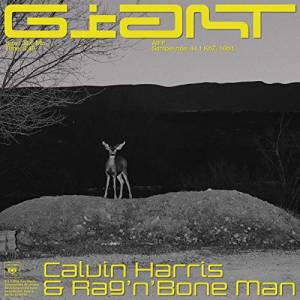 CALVIN HARRIS & RAG`N`BONE MAN-Giant