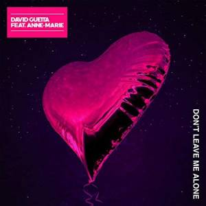 DAVID GUETTA FT. ANNE-MARIE-Don`t Leave Me Alone