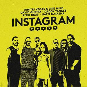 DIMITRI VEGAS & LIKE MIKE / DAVID GUETTA-Instagram