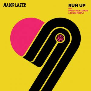 MAJOR LAZER-Run Up