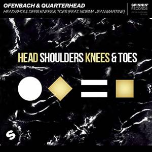 OFENBACH & QUARTERHEAD FT. NORMA JEAN MARTINE-Head, Shoulder, Knees & Toes